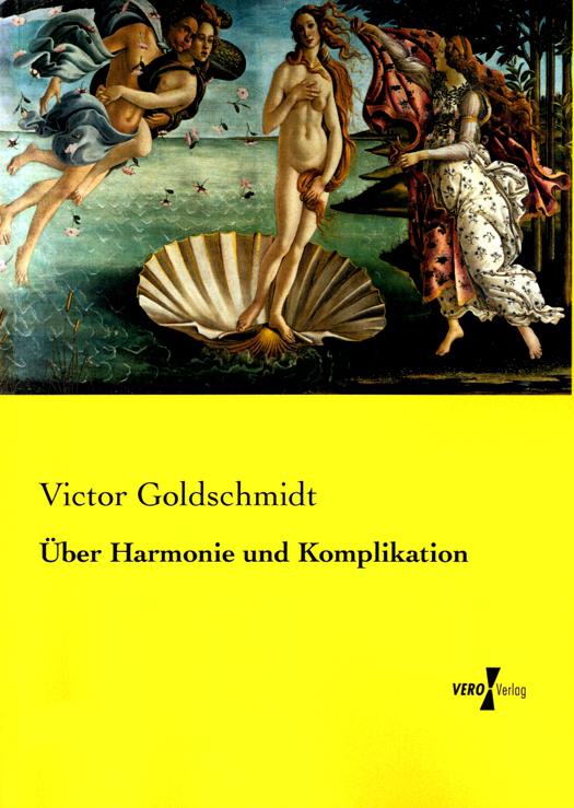 Buchtitel zu Über Harmonie und Komplikation
