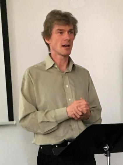Thilo Hinterberger Vortrag Klang und Transzendenz 2018