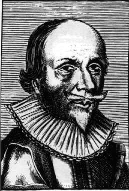 Robert Fludd, ein englischer Philosoph, Theosoph und Mediziner