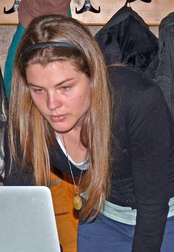 Angela Lohri spricht über Giuseppe Tartini und dessen harmonikale Ideen, 2014.