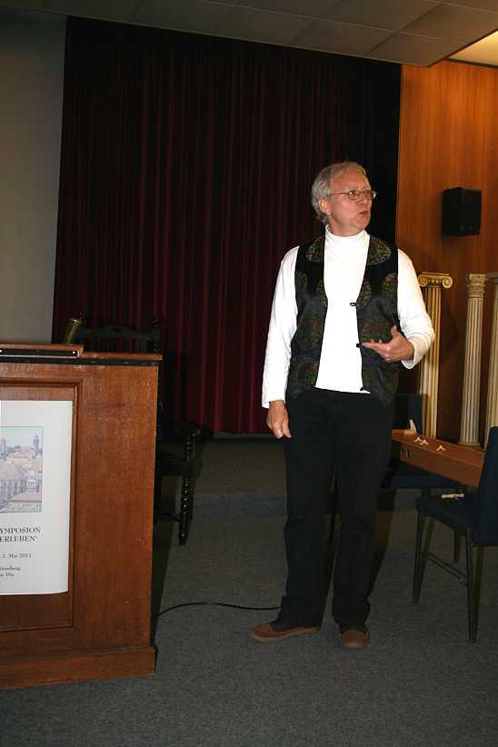 Martin Seliger: Heilen mittels Harmonik, 2011.