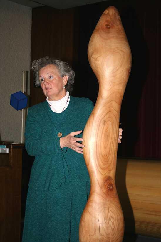 Olga Hoch: Die Quinte, Harmonik-Symposion 2011