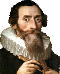Johannes Kepler, Entdecker der Harmonie der Planetenbahnen