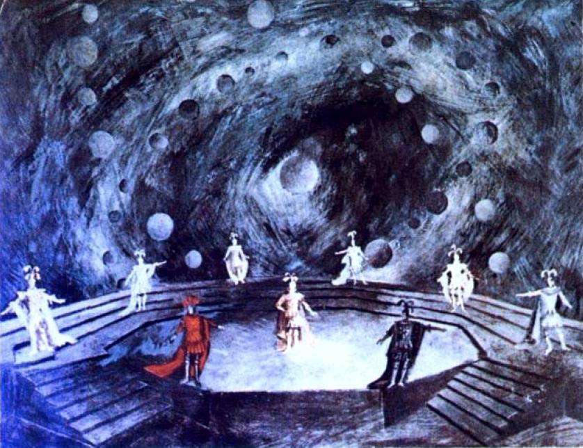 Zum Vortrag Hartmut Warm Harmonik und unser Verhältnis zum Kosmos 2017
