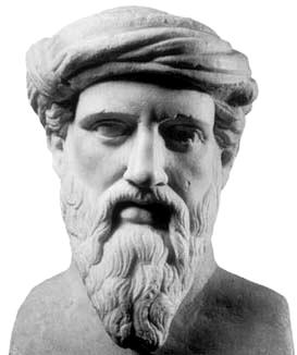 Pythagoras der Vater der Harmonik